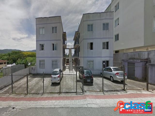 Apartamento 02 dormitórios, residencial havana, venda direta caixa, bairro serraria, são josé, sc, assessoria gratuita na pinho