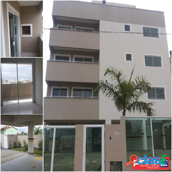 Apartamento 02 dormitórios, residencial hortências, venda direta caixa, bairro são sebastião, palhoça, sc, assessoria gratuita na pinho
