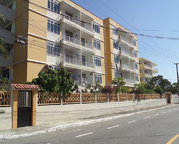 Barra de maricá, apartamento 2ª andar, frente, com