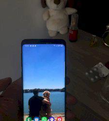 Celular Sansung S9 novinho 128 G R$1.800,00