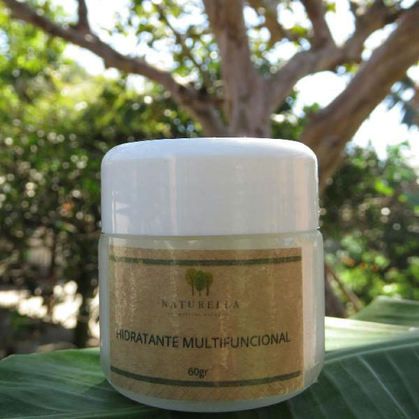 Hidratante multifuncional natural-lavanda