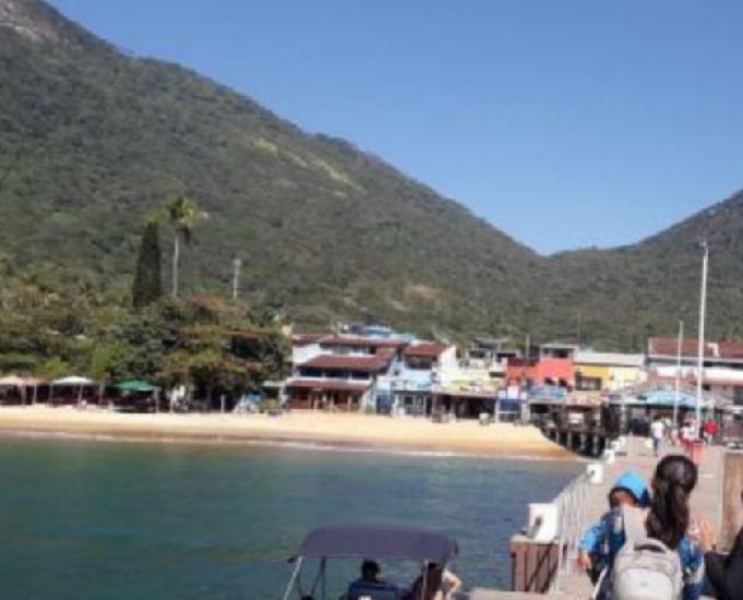 Pousada situado na Ilha Grande – Angra dos Reis - RJ
