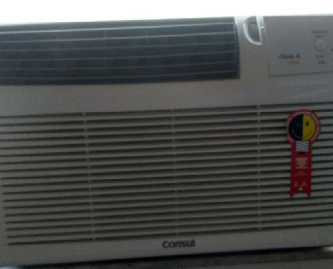 Vendo ar condicionado 12 btus novo o calor vai chegar
