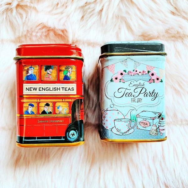 Caixinha lovers tea
