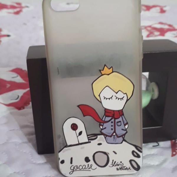 Case pequeno príncipe iphone 5s