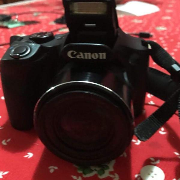 Câmera fotográfica semi profissional. canon sx530 hs