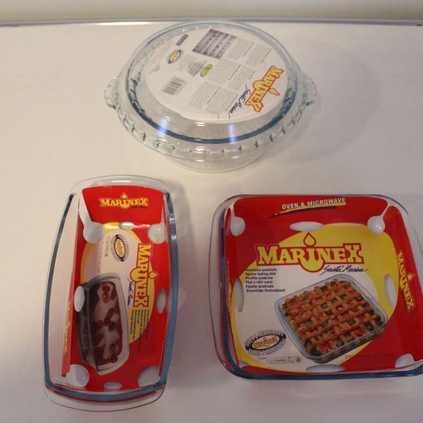Conjunto marinex santa marina 5 peças