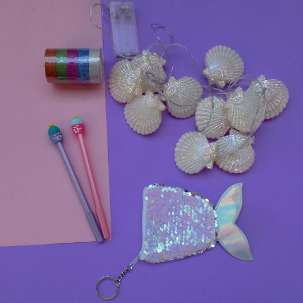 Kit decoração sereia