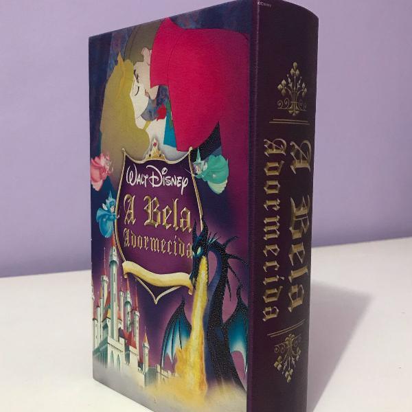 Livro caixa da bela adormecida