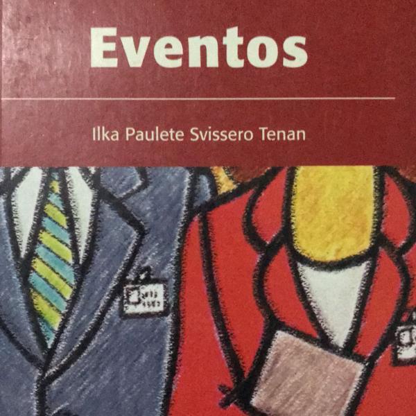 Livro eventos e hospitalidade