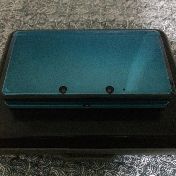 Nintendo 3ds + jogo + case