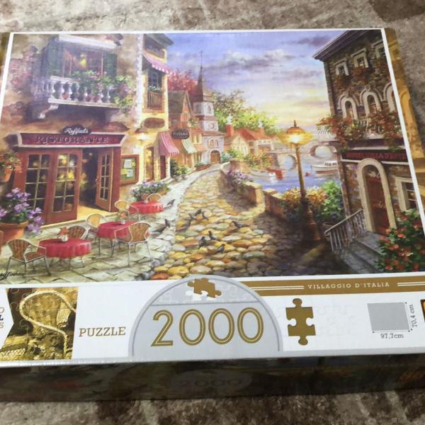 Puzzle grow 2000 peças