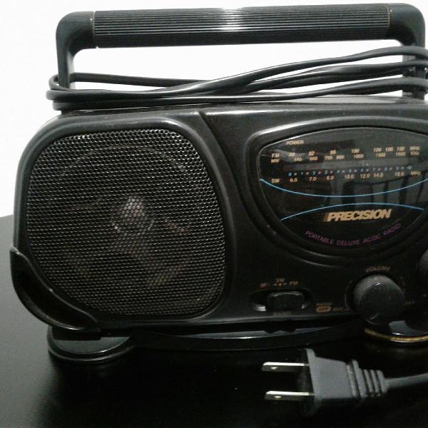 Rádio retrô anos 90