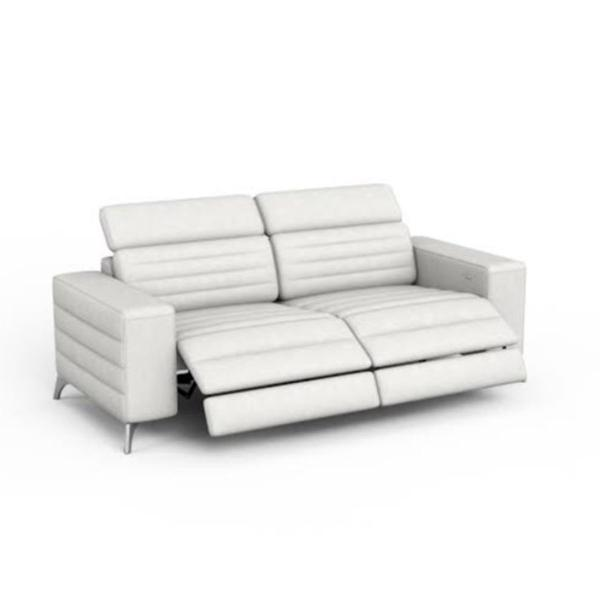 Sofa reclinável elétrico c/ usb
