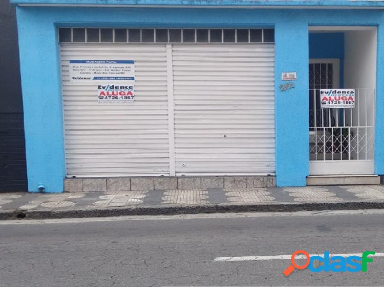 Casa comercial - venda - mogi das cruzes - sp - centro