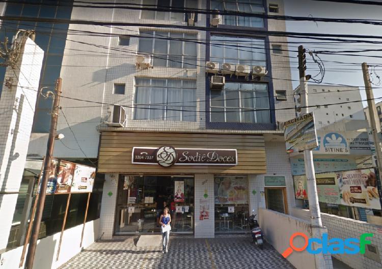 Sala comercial - venda - sao vicente - sp - centro