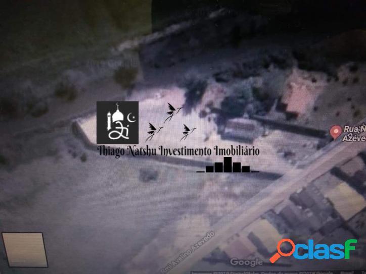 Terreno para venda área comercial/moradia - bairro santa luzia - tijucas/sc