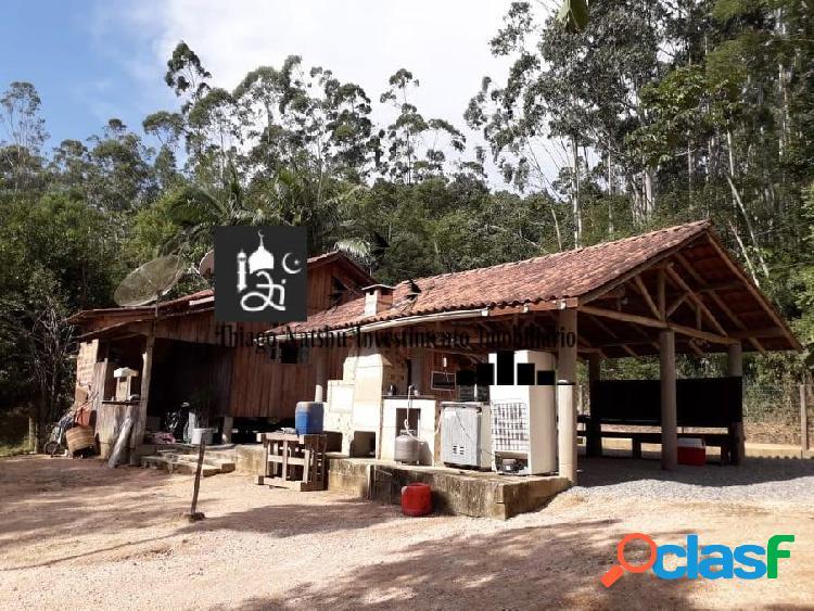 Vendo chácara bairro tejipió - cidade são joão batista/sc - brasil