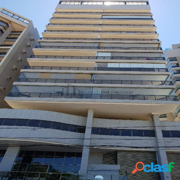 apto 147 m2, 4 dormitórios, sendo 2 suites, ampla varanda com espera gourmet, de frente mar de Itapua, sol matutino, com 3 vagas, novo. 1