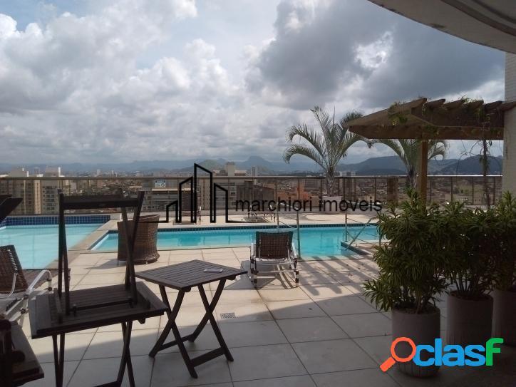Apartamento 3 Quartos (1 Suíte), 124 m², Varandão com Sol da Manhã, Montado