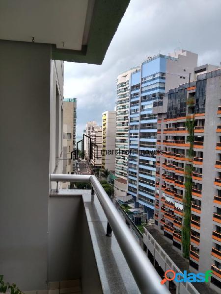 Apto 3 quartos (1 suíte), 100 m², montado, frente, andar alto, castanheiras