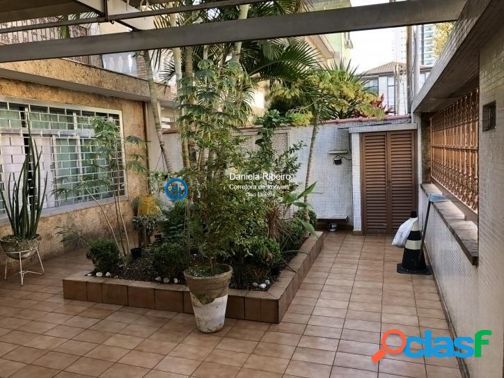 Sobrado - 2 dormitórios (1 suite) - quintal e jardim -3 vagas