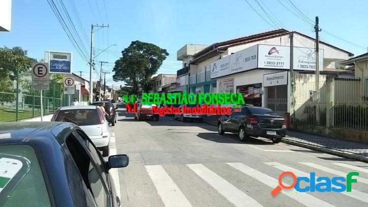 Prédio comercial em avenida - bairro santana em são josé dos
