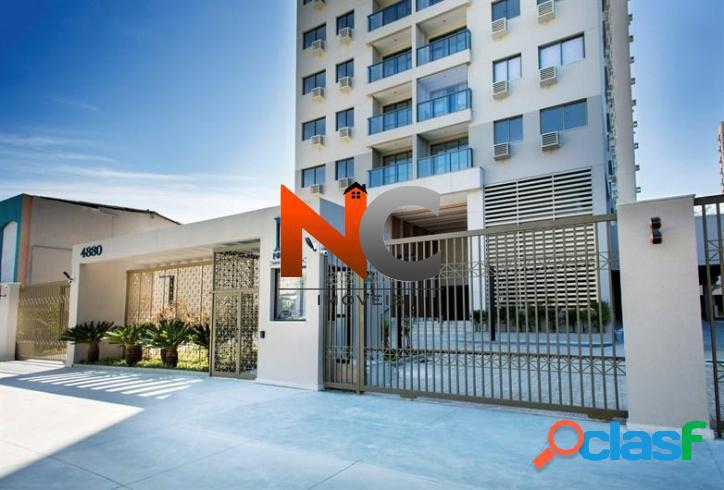 Apartamento com 2 e 3 dorms, nobre norte clube residencial - r$ 360 mil.