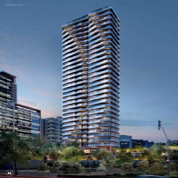 Apartamento com 2 quartos à venda, 154 m² por r$ 3.100.000