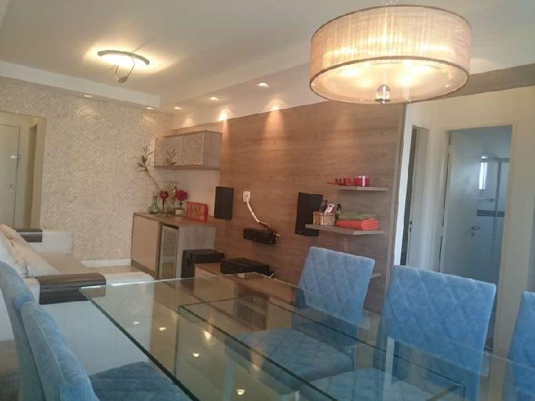 Apartamento com 2 quartos à venda, 68 m² por r$ 700.000
