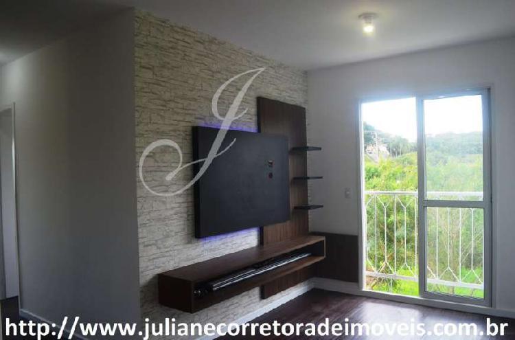 Apartamento com 3 quartos à venda, 59 m² por r$ 215.000