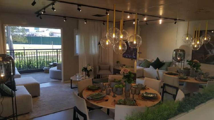 Apartamento com 3 quartos à venda, 83 m² por r$ 520.000