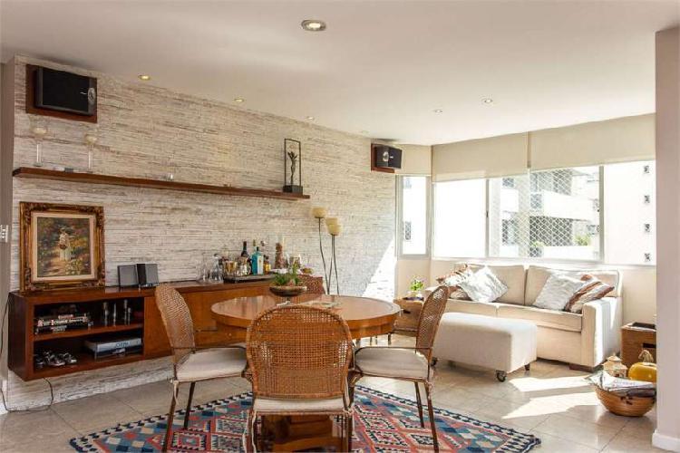 Apartamento com 4 quartos à venda, 229 m² por r$ 3.700.000