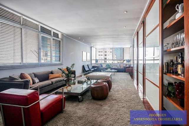 Apartamento com 4 quartos à venda, 250 m² por r$ 2.798.000