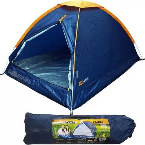 Barraca acampamento nautika 4 pessoas impermeavel camping