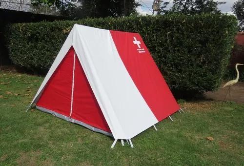 Barraca camping canadense natura