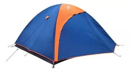 Barraca camping iglu nautika falcon 3 pessoas + garantia nf
