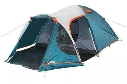 Barraca camping indy 4/5 pessoas nautika 152500