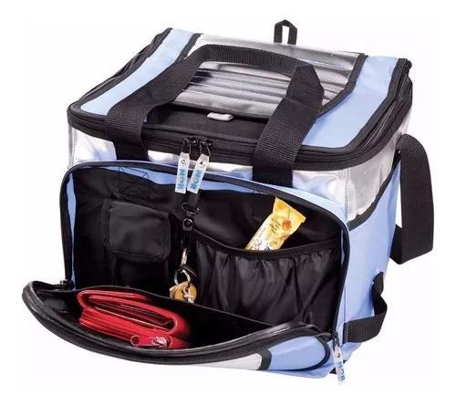 Bolsa térmica caixa cooler 24 litros 32 latas viag