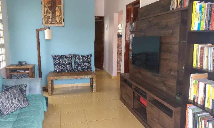 Casa com 2 quartos à venda, 70 m² por r$ 129.000 cod.