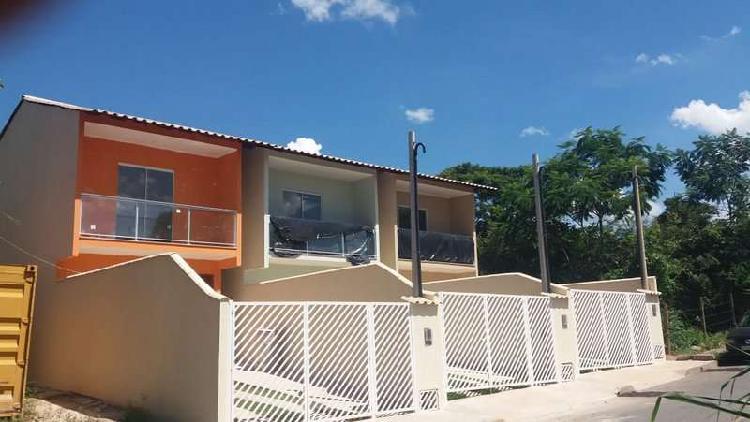 Casa com 2 quartos à venda, 70 m² por r$ 240.000 cod.