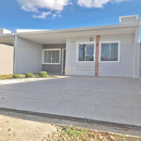 Casa com 3 quartos à venda, 60 m² por r$ 169.000 cod. 361