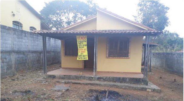 Casa em lagoa santa com garagem bairro vila rica