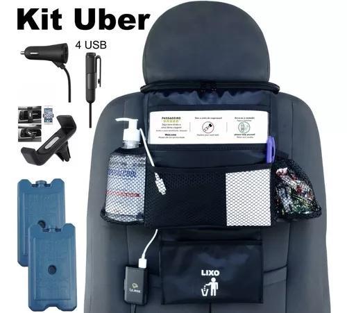 Kit para motoristas de app profissional uber taxi 99 pop