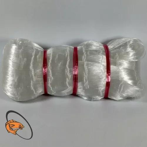 Pano rede malha 4 (20mm) fio0,20 alt1,52 100mts promoção