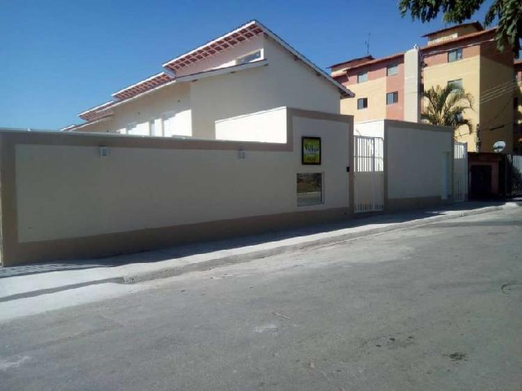 Sobrado com 2 quartos à venda, 64 m² por r$ 195.000 cod.