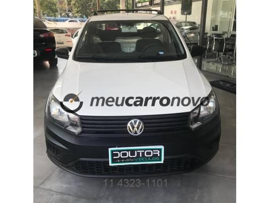 Volkswagen saveiro robust 1.6 total flex 8v 2017/2017