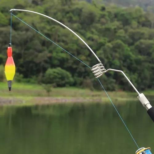 Vara magic ultra light (2 hastes pesca leve e pesada)