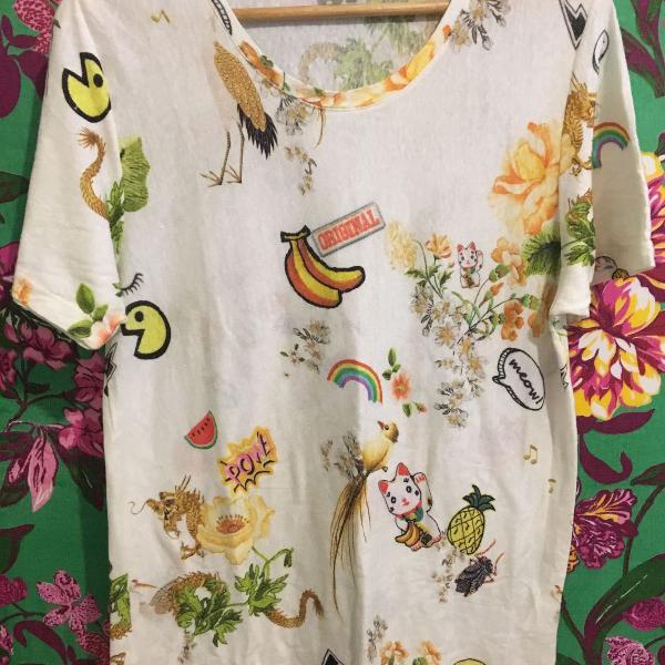 Camiseta /blusa farm