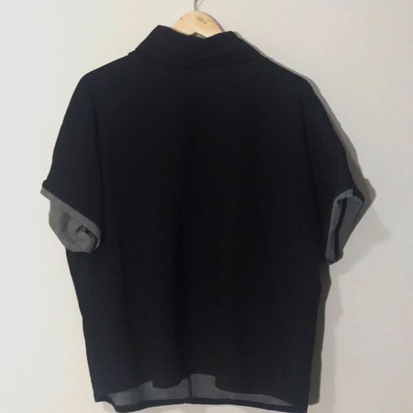 Camiseta gola alta role zara